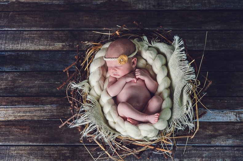 Alba... Sesión Newborn