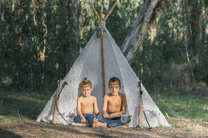 niños (exteriores)