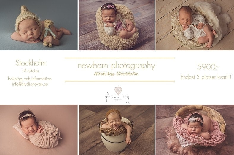 NEWBORN WORKSHOP STOCKHOLM