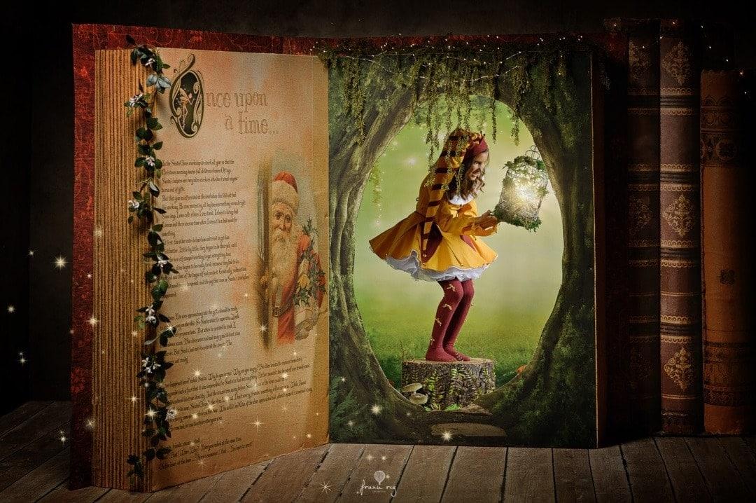 Fotografia De Navidad Franu Rey