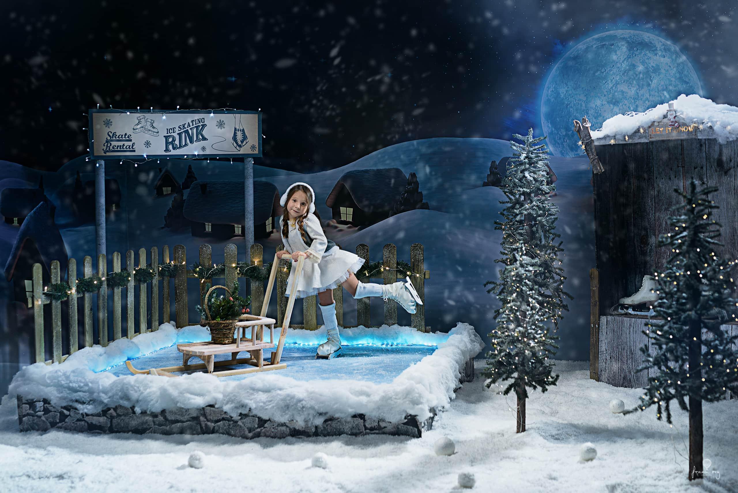 Fotografia Infantil Navidad Franurey Fotografia Fran Nunez